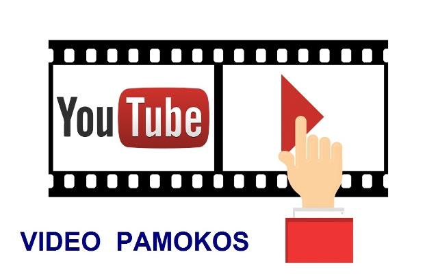 VIDEO PAMOKOS