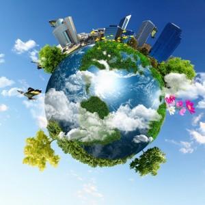 Mokyklos bendruomenė minėjo Žemės dieną.