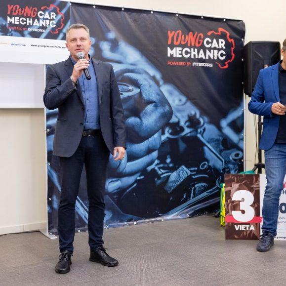 Profesinio meistriškumo konkursas   GERIAUSIAS JAUNASIS AUTOMECHANIKAS 2021
