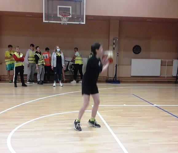 Sportuokime ir būkime sveiki !